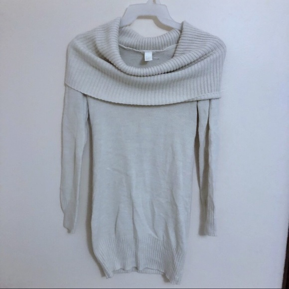135dee10794 H M Sweaters - NWOT H M Cowlneck Sweater Dress